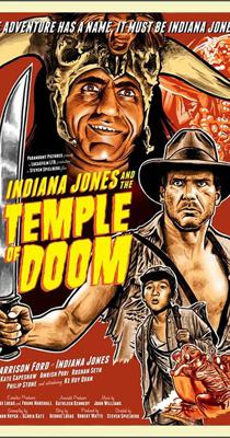 Cover art for Indiana Jones and the Temple of Doom (1984): Kali Mai Tai