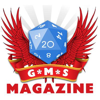 GMS Magazine Podcast  Channel - RPGs, Boardgames reviews, interviews and advice.