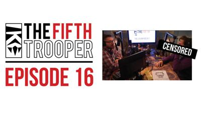 The Fifth Trooper Podcast - Board Games and More!