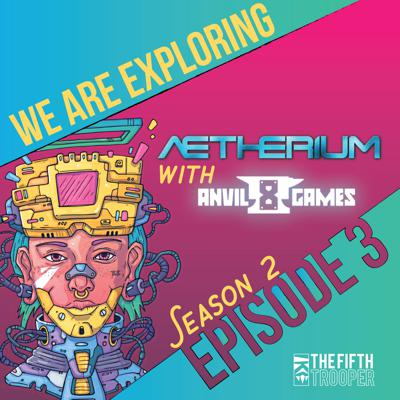 Cover art for Anvil 8 Games - The Fifth Trooper Podcast S2E3