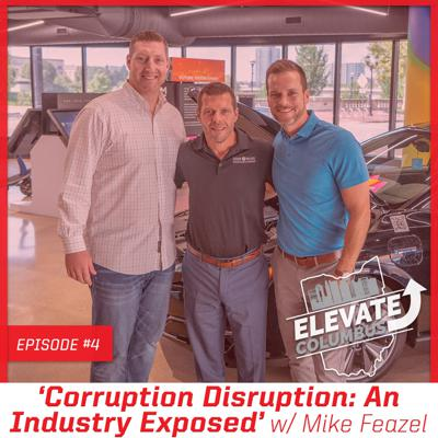 Cover art for EP4 | 'Corruption Disruption: An Industry Exposed' w/ Mike Feazel