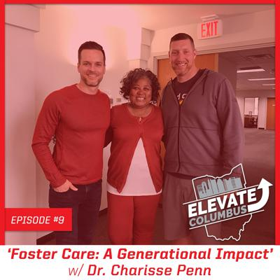Cover art for EP9 | Foster Care: A Generational Impact w/ Dr. Charisse Penn