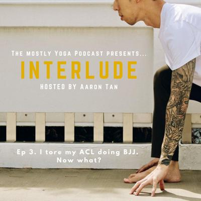 Cover art for Interlude Ep3. I tore my ACL doing BJJ. Now what?
