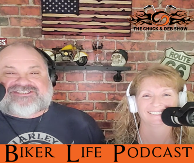 Cover art for S2 EP9: Biker Life Radio - Motorcycle Safety Awareness Month - Phantom Lake Motorcycle Documentary