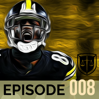 Cover art for Ep 008 - Antonio Brown