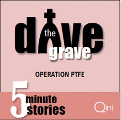 Cover art for Episode 5 Operation PTFE