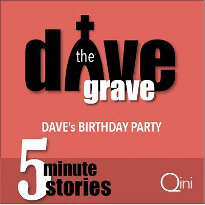 Cover art for Episode 9 Dave's party