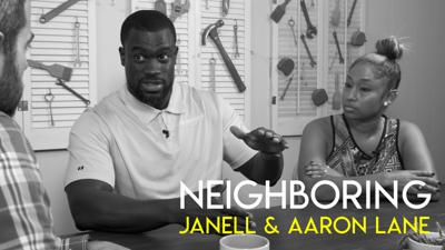Cover art for Episode 38: Janell & Aaron Lane
