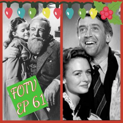 Cover art for Ep 61: The 2020 Holiday Special - Miracle on 34th Street and It's a Wonderful Life