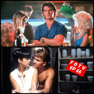 Cover art for Ep 66 - Road House and Ghost