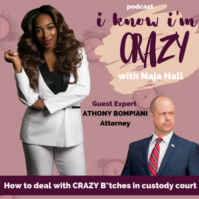 Cover art for 039: How To Deal w/CRAZY B*tches with Divorce Atty Anthony Bompiani