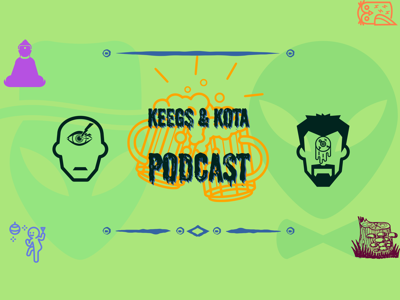 Cover art for The Keegs & Kota Podcast Episode #42