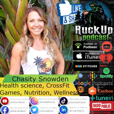 Cover art for Chasity Snowden Health science, Nutrition and exercise