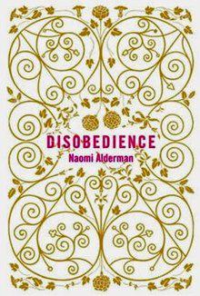 Cover art for Disobedience by Naomi Alderman (audio)