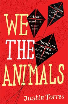 Cover art for We the Animals by Justin Torres (audio)