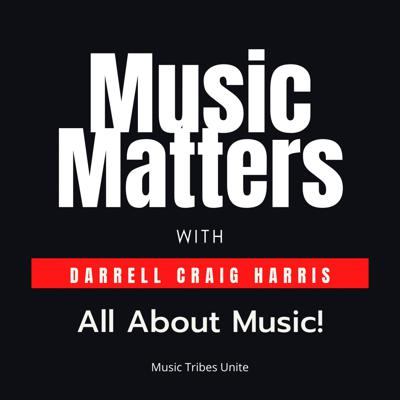 Cover art for Music Matters Podcast Tailer