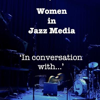 Cover art for Ashaine White talks to Jazz writer Jiaowei Hu on the Women In Jazz Media Podcast - EP.01 - S1