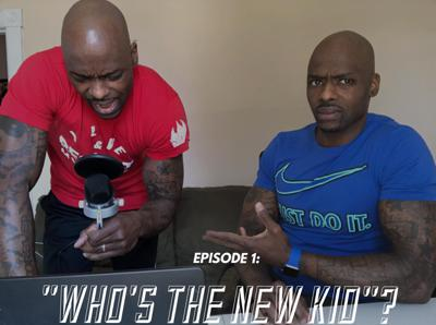 Cover art for Episode 1: Who's The New Kid?