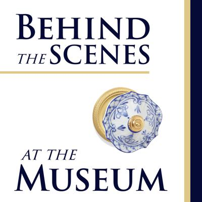 Cover art for Introducing...Behind the Scenes at the Museum