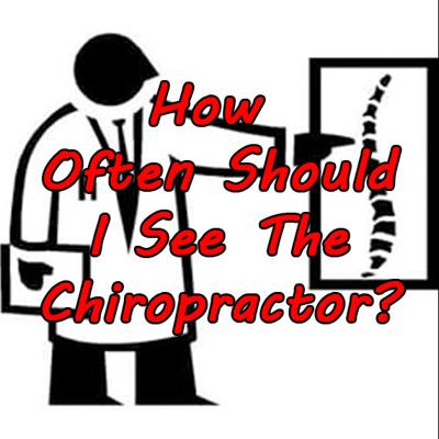 Cover art for How Often Should I see a Chiropractor? EP17