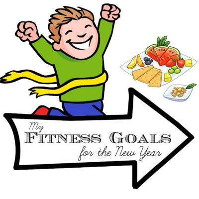 Cover art for Healthy Fitness Goals for the New Year EP15