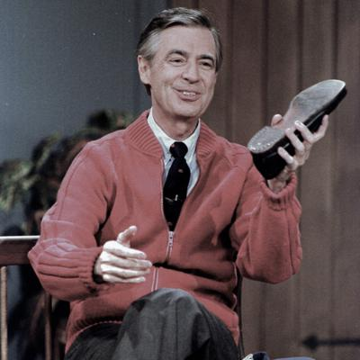 Cover art for Mr Fred McFeely Rogers - Won't You Be My Neighbor