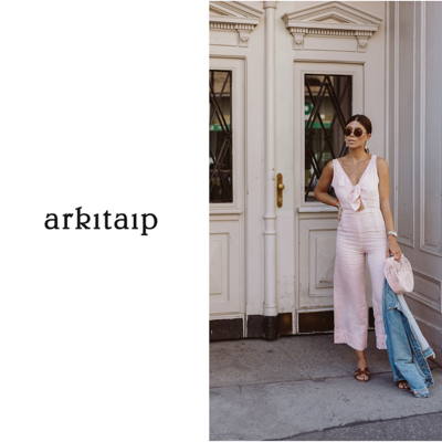 Why linen is a sustainable material: behind Arkitaip's timeless linen pieces