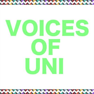Cover art for Voices Of Uni - Episode 1 - Matthew King