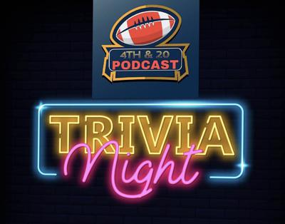Cover art for 4th & 20 Trivia - Episode 8