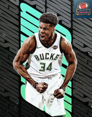 Cover art for Episode 72 - Giannis Stays In The Cream City
