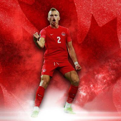 Cover art for Beyond the Pitch: CanMNT's Alistair Johnston 🇨🇦⚽️