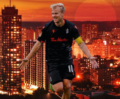 Cover art for Beyond the Pitch: Forge FC's Kyle Bekker