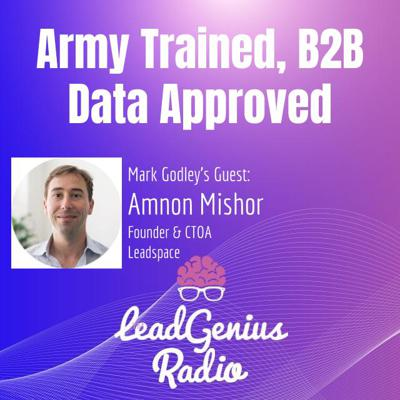 Cover art for Army Trained, B2B Data Approved