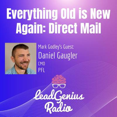 Cover art for Everything Old is New Again: Direct Mail