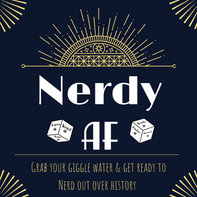 Cover art for Nerdy AF: Vol. 3 Happy Pride!!