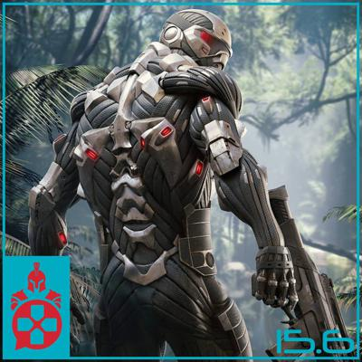 Cover art for Episode 15.6: PSVR Showcase, Crysis Remastered Trilogy, and Nintendo Rom-Dram