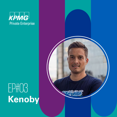 Cover art for KPMG Private Enterprise & Emerging Giants – EP#03: Kenoby e a conexão entre talentos e o mercado