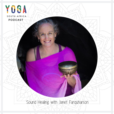 Cover art for Sound Healing with Janet Farquharson