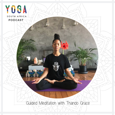 Cover art for Guided Meditation with Thando Grace