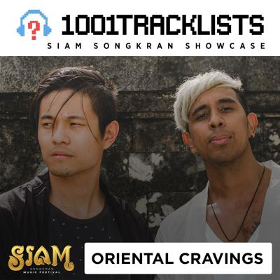 Cover art for Oriental Cravings - 1001Tracklists Spotlight Mix (Siam Songkran Special)