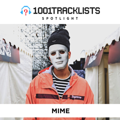 Cover art for MIME - 1001Tracklists Spotlight Mix (Electric Zoo Warmup)