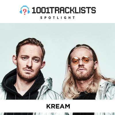 Cover art for KREAM - 1001Tracklists Spotlight Mix