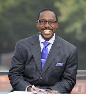 Cover art for THE UNCLE LUKE TALK'S TO DESMOND HOWARD Heisman Trophy winner Super Bowl MVP ESPN College Game Day Host.