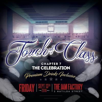 Cover art for TOUCH OF CLASS MIX (September 13, 2019)