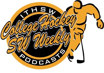 Cover art for College Hockey SW Weekly: Se 2 Ep 76 January 5, 2020