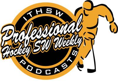 Cover art for Professional Hockey SW Weekly: Se 1 Ep 45 January 4, 2021