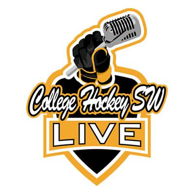 Cover art for College Hockey SW LIVE! Se 1 Ep 10 January 3, 2021