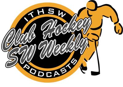 Cover art for Club Hockey SW Weekly: Se 1 Ep 46 January 6, 2020