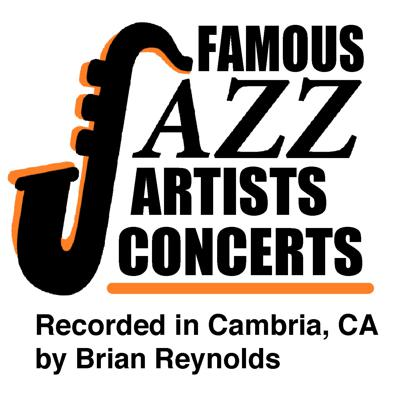 Cover art for Famous Jazz Artists Live in Cambria, California