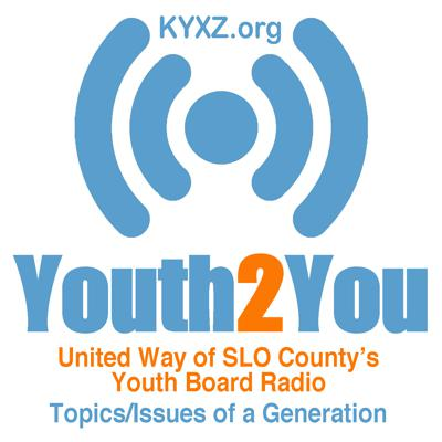 Cover art for Youth 2 You Radio by United Way of SLO Youth Board
